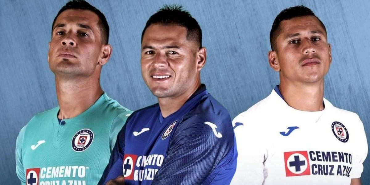 Cruz Azul presenta su nueva piel para el Apertura 2019