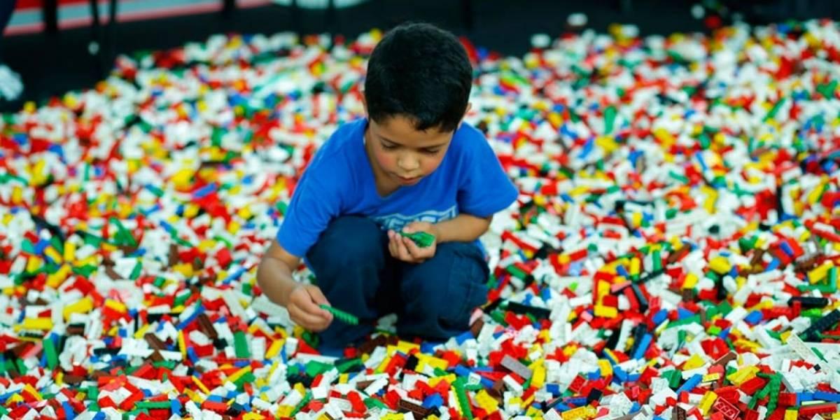 """¡A construir! Visitamos """"Lego Fun Fest"""" y aquí te contamos los detalles"""