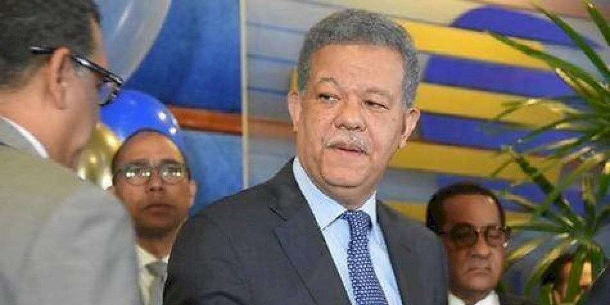 Leonel encabeza hoy un acto contra reforma constitucional