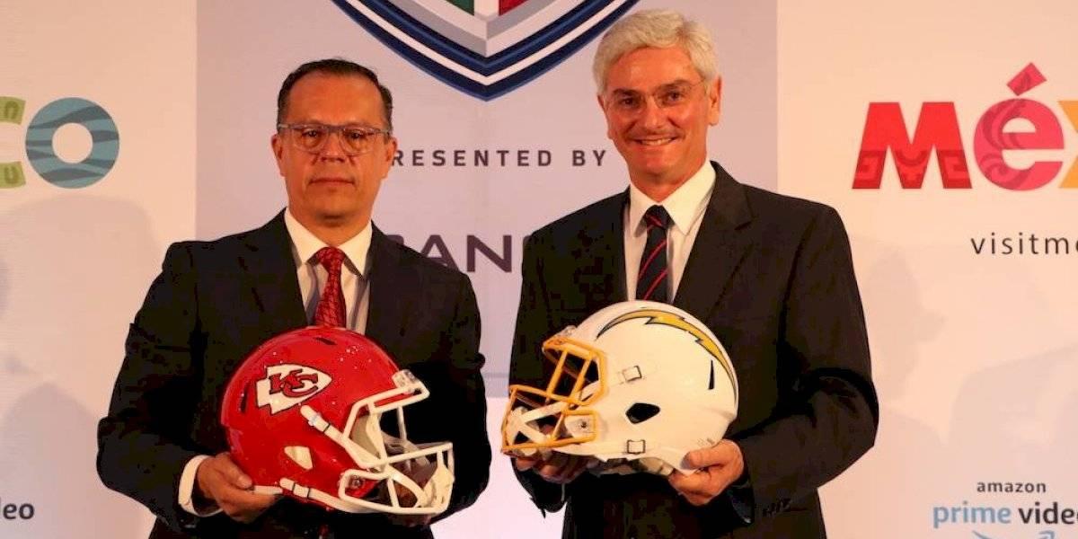 NFL México garantiza calidad del césped del Azteca para noviembre
