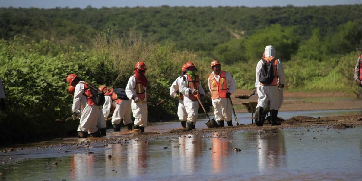 Grupo México acumula 22 accidentes desde que inició operaciones en 1988