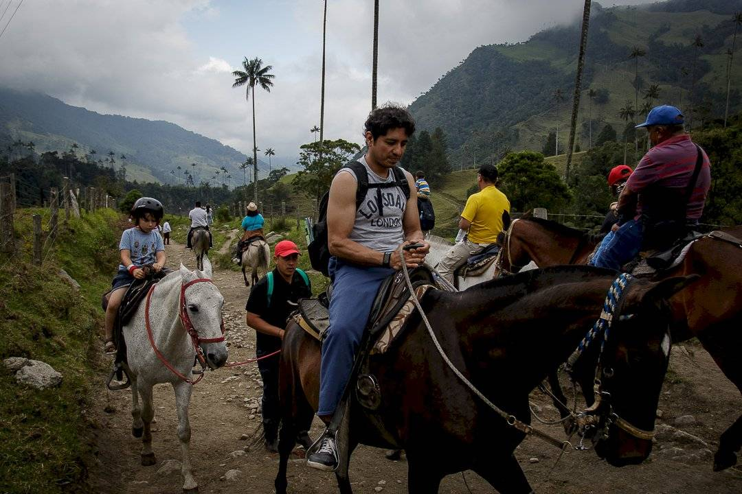Turismo - caballos