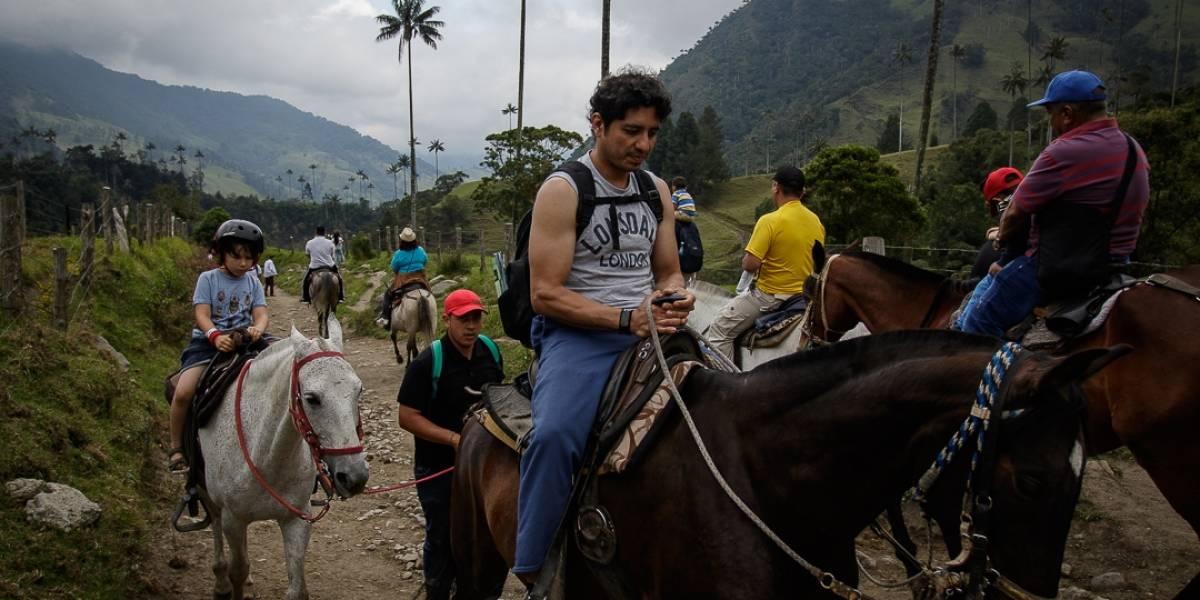 Salento, uno de los pueblos más visitados de Colombia, no tiene planeación turística