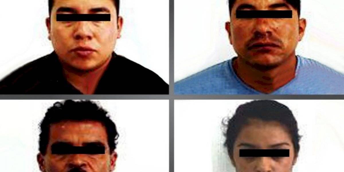 Detienen a presuntos secuestradores integrantes de la Guardia Nacional