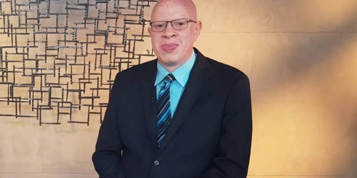 Juramenta Gregorio Matías como senador por acumulación