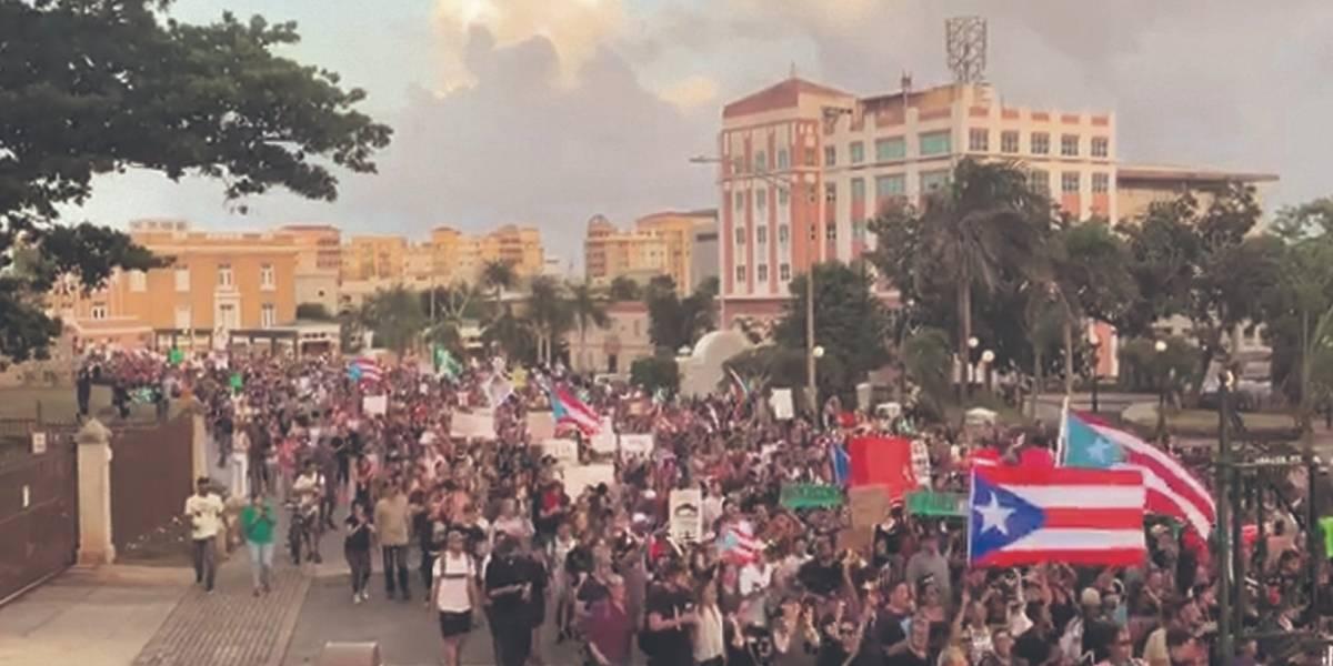 Colectiva Feminista y diversas organizaciones convocan a protestas reclamando renuncia de Rosselló