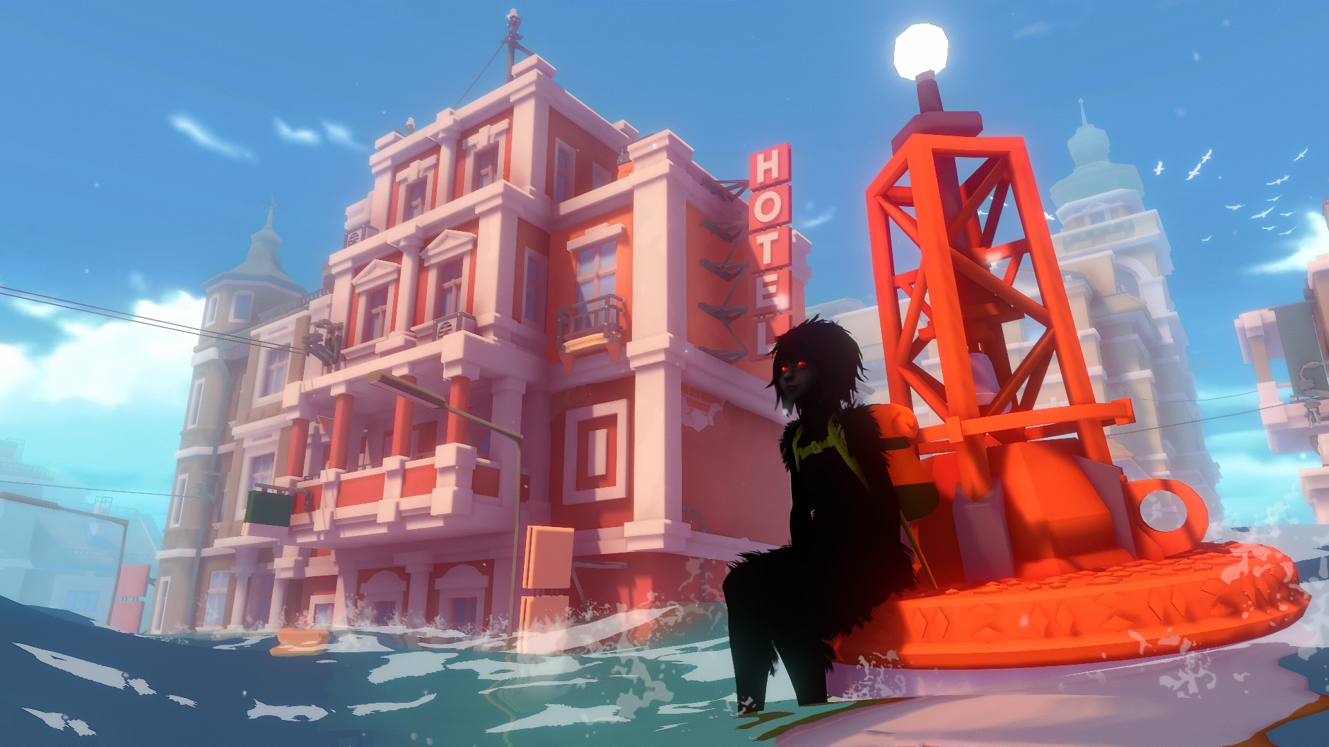 Sea of Solitude reseña