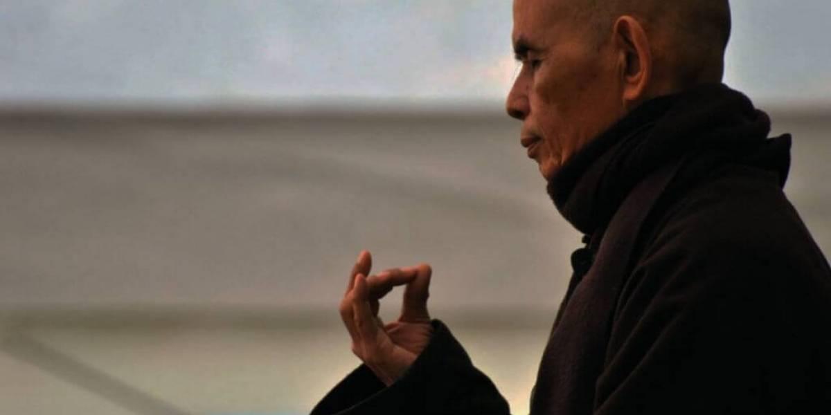 Com raiva? Thich Nhat Hanh aconselha a não ignorá-la