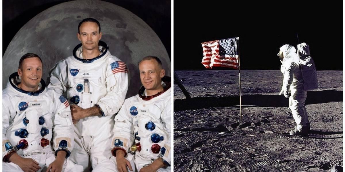 Estados Unidos celebra el 50 aniversario del lanzamiento del Apolo 11
