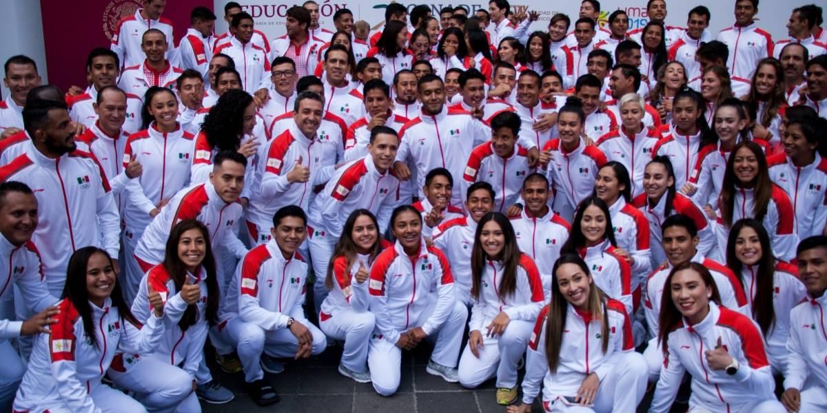 Así será el viaje de la delegación mexicana rumbo a Juegos Panamericanos