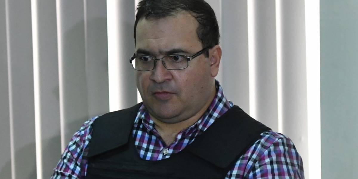 Esposa de Javier Duarte, detenida en Londres por supuesta corrupción