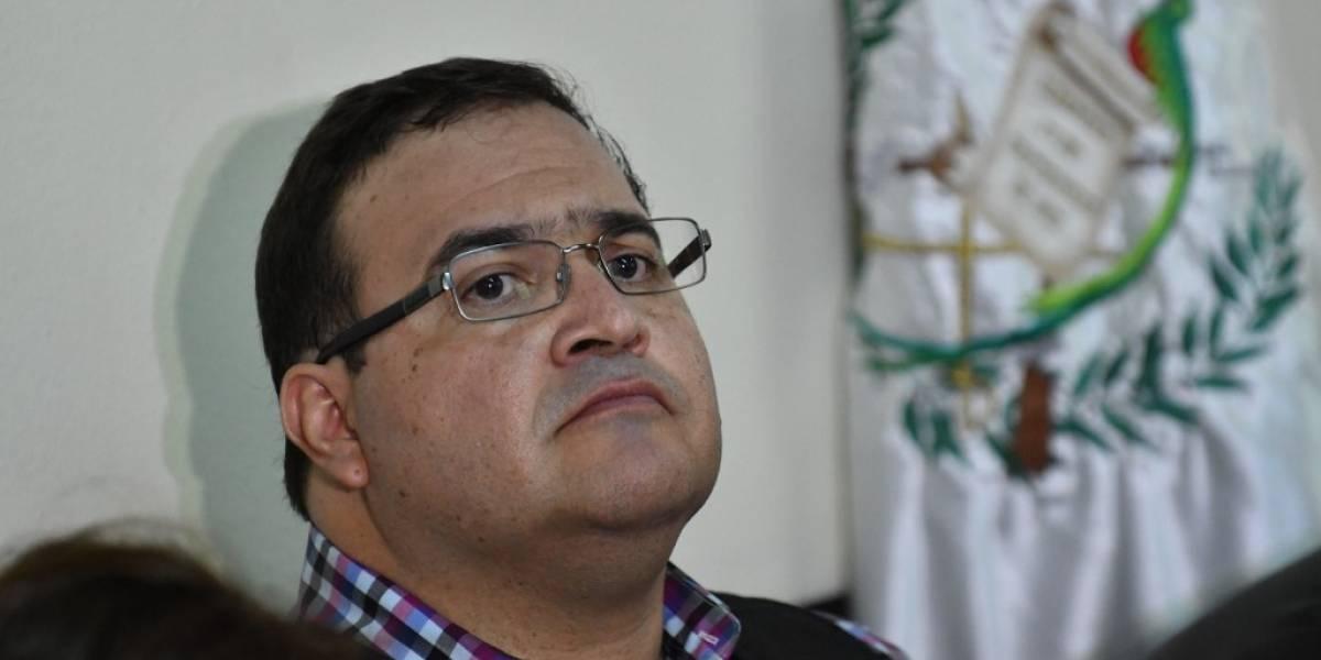 """""""Me entrego""""; revelan videode Duarte antes de ser detenidoen Guatemala"""