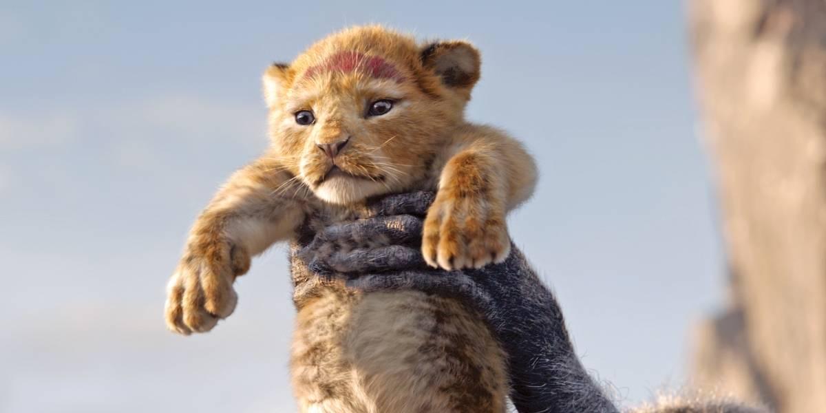 'O Rei Leão' arrecada US$ 185 milhões nos primeiros três dias de exibição