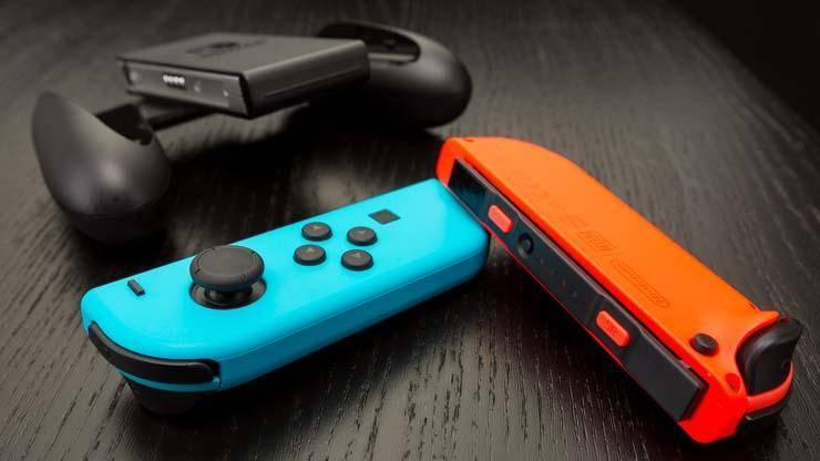 """El """"desvío del Joy-Con"""" es el problema más común en la Nintendo Switch"""