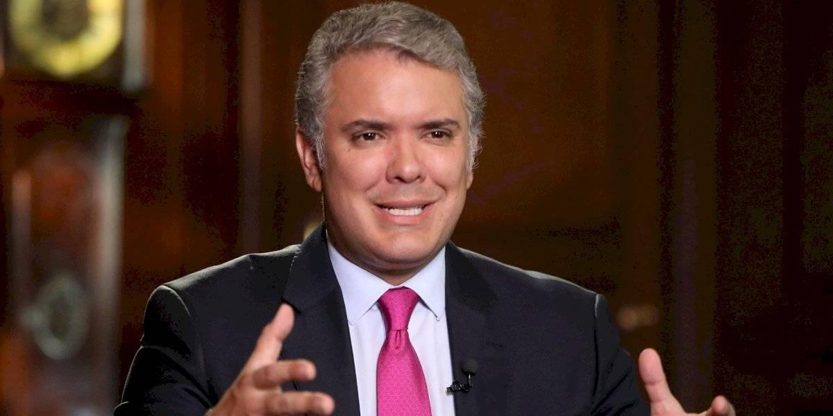 Duque asegura que migración venezolana ha aportado al desempleo en Colombia