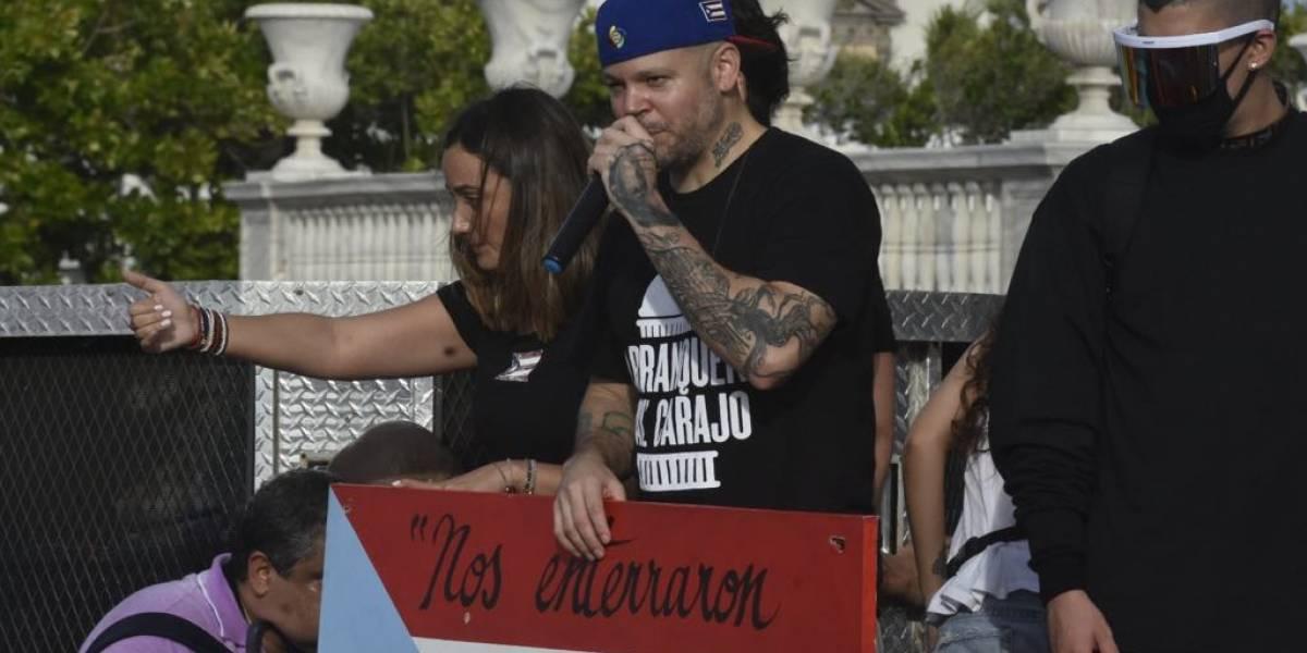 Artistas boricuas llegan al Capitolio