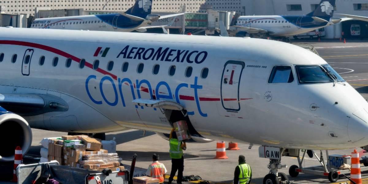 Aeroméxico cancela ruta México-Shangai para reforzar la México-Barcelona