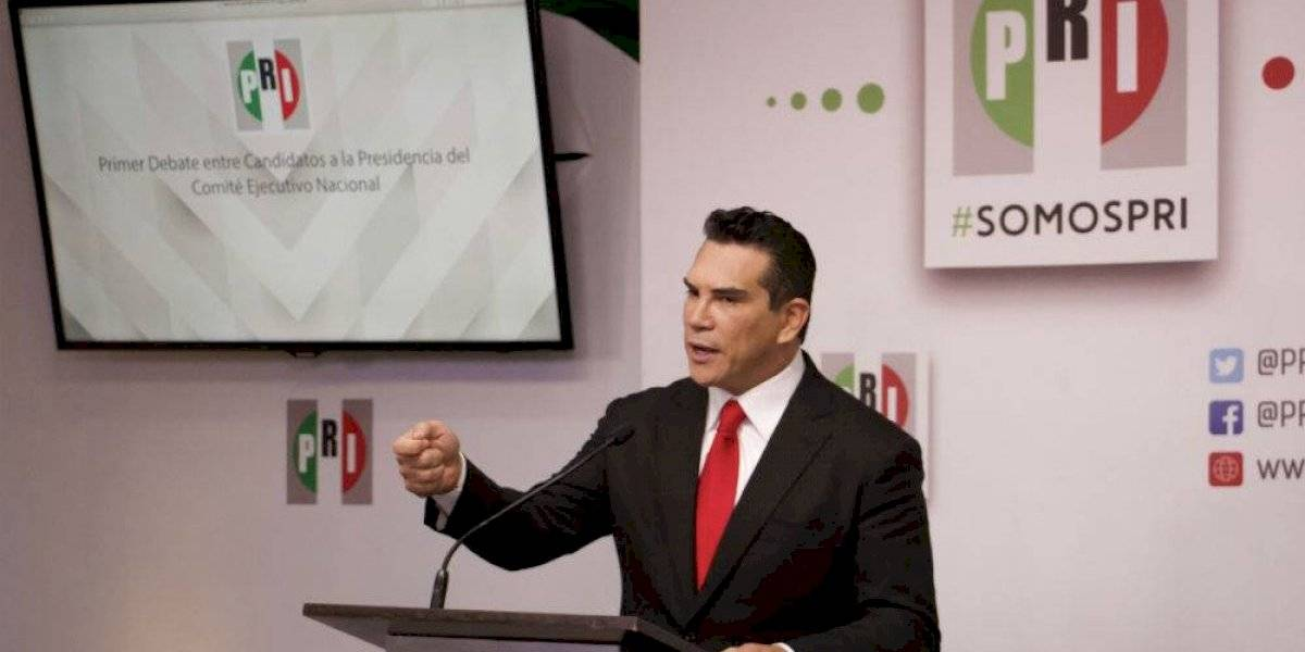 #PolíticaConfidencial Alejandro Moreno infla redes para debate priista