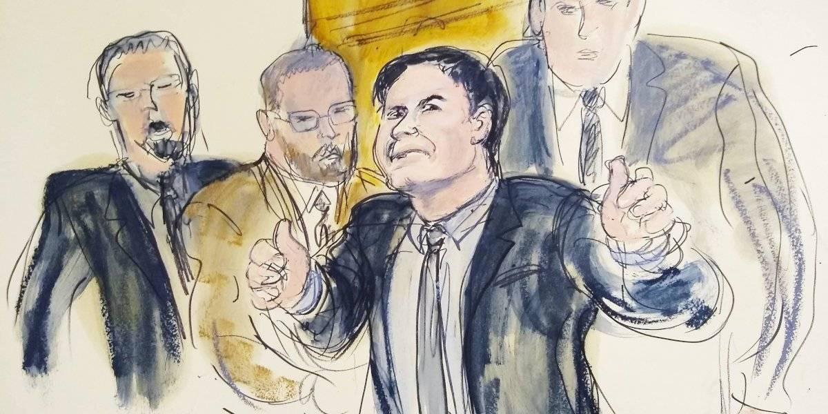 """El """"Chapo"""" Guzmán se encontrará con sus enemigos más temibles en la cárcel"""