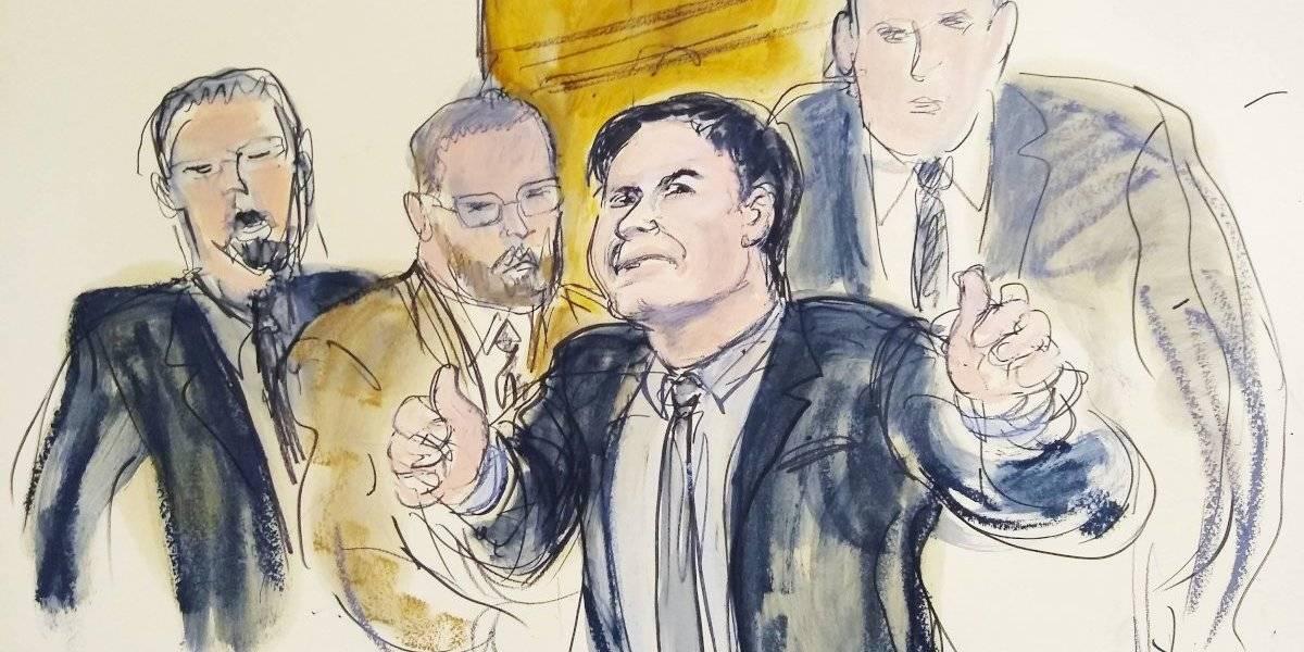 El Chapo Guzmán fue condenado a cadena perpetua más 30 años