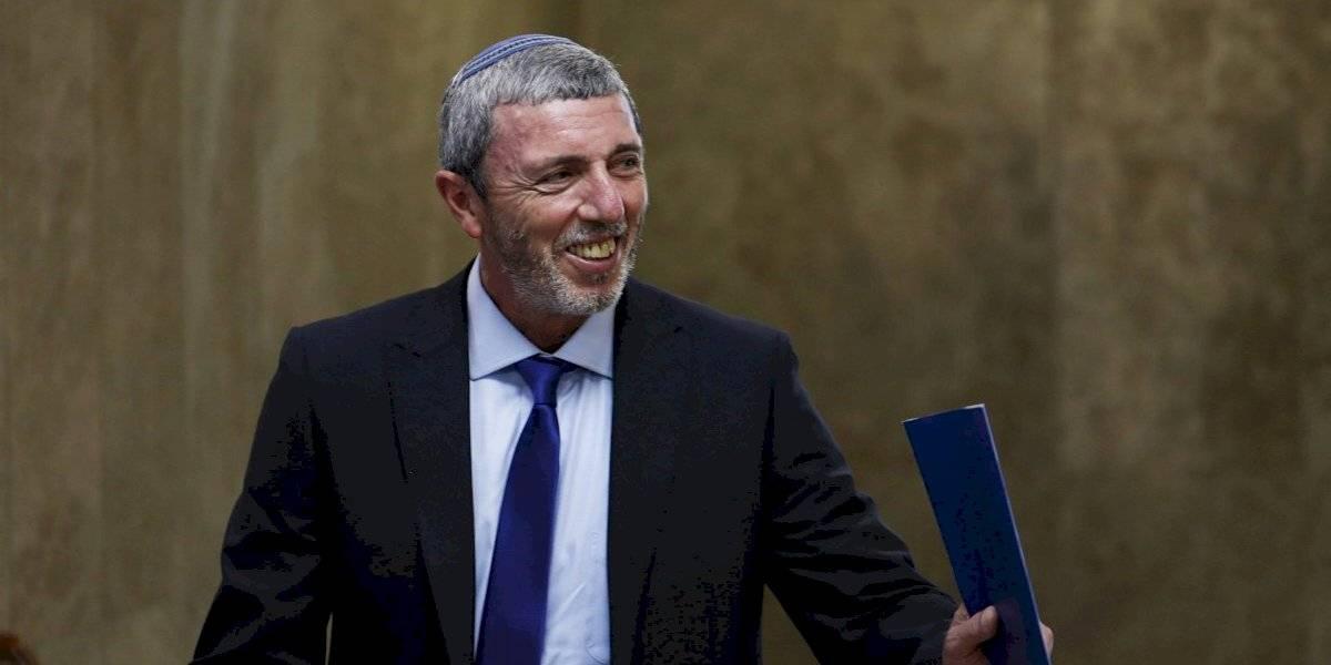 Ministro israelí se disculpó por sus comentarios homofóbicos