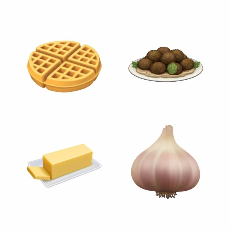 Nuevos Emojis Foto: Apple
