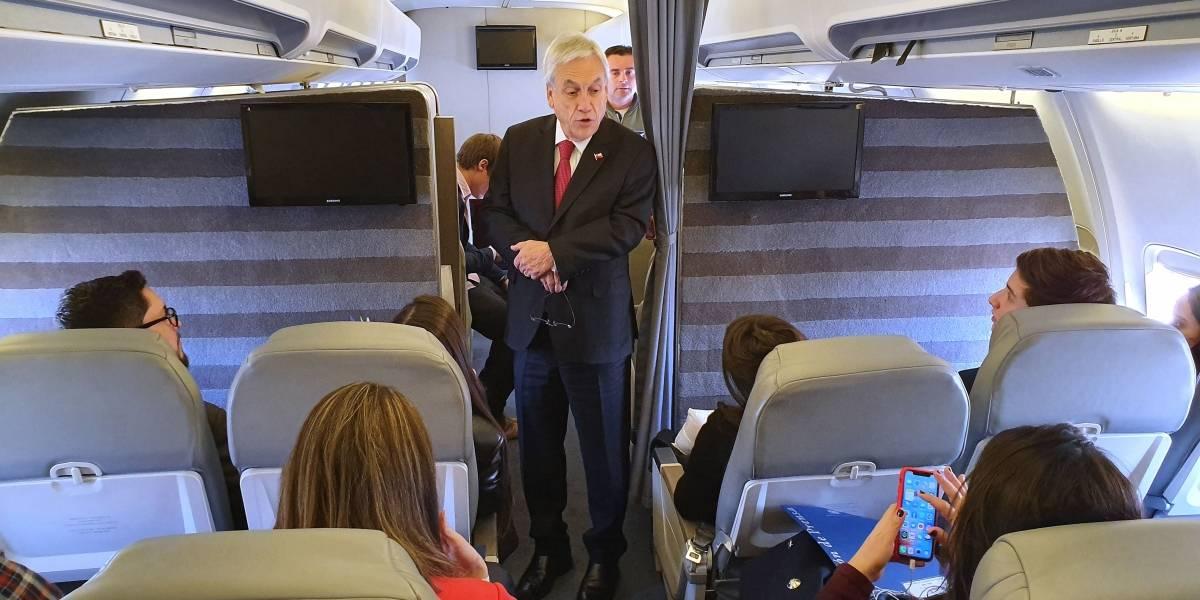 El presidente Sebastián Piñera pidió días administrativos y se pagará de su bolsillo seminario de Alphabet