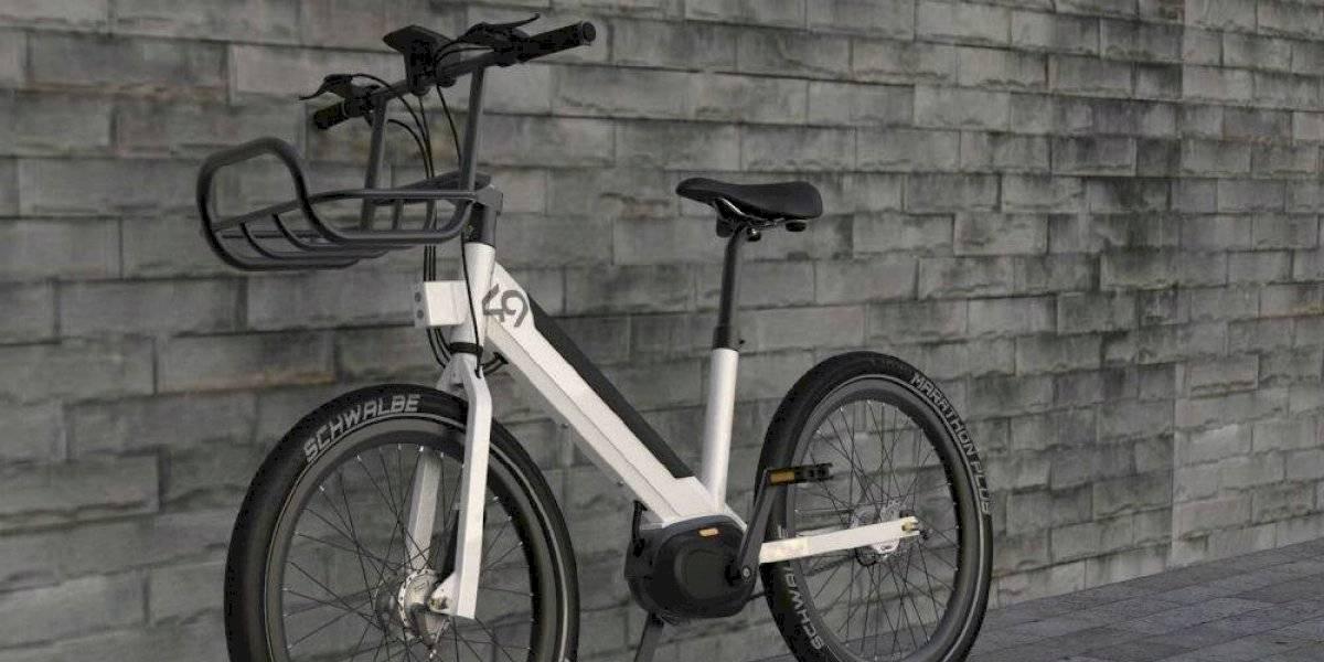 Alumno de la UNAM desarrolla bicicleta híbrida para uso publicó en CDMX