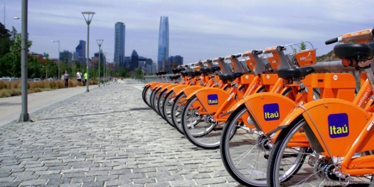 Google Maps ahora te mostrará lugares donde hayan bicicletas de arriendo
