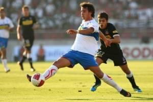 El ex UC Marcelo Cañete jugaré en Cobresal. Su último club fue el Deportivo Capiatá de Paraguay / Foto: Photosport