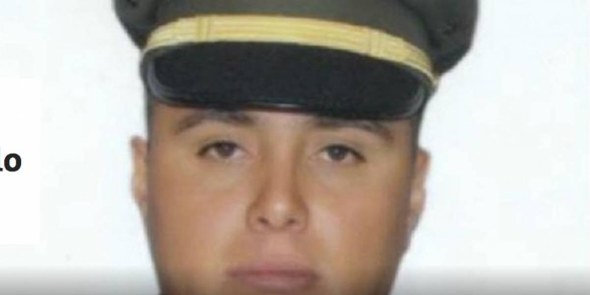 Millonaria recompensa por información sobre asesinos de policía en Bogotá