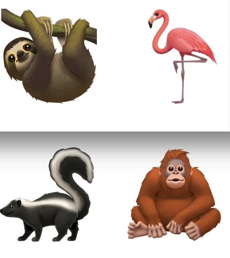 emojis nuevos