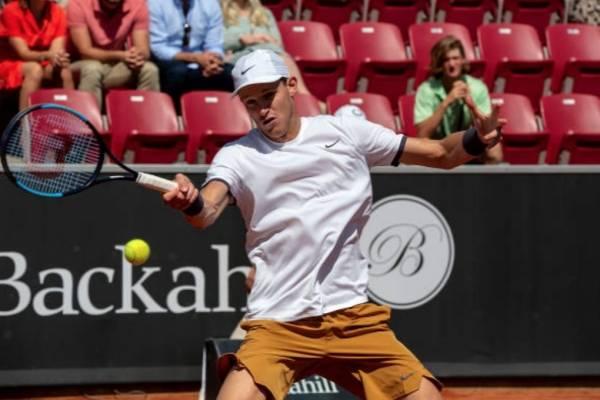 Jarry vs. Chardy, cuartos de final del ATP 250 de Bastad: Día ...