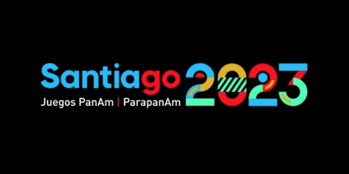 Los Juegos Panamericanos Santiago 2023 toman fuerza con su logo oficial