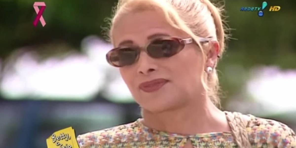 "Televidentes se conmueven al recordar que ""Catalina Ángel"", de Betty la Fea, ya falleció"