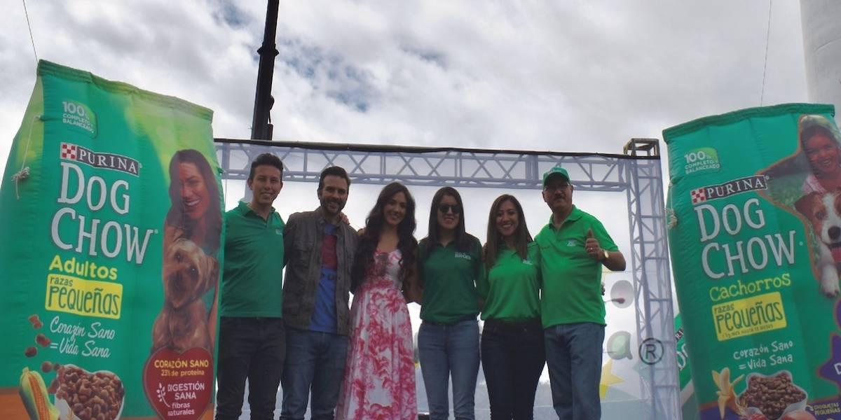 Purina participó en el Festival Canino 2019