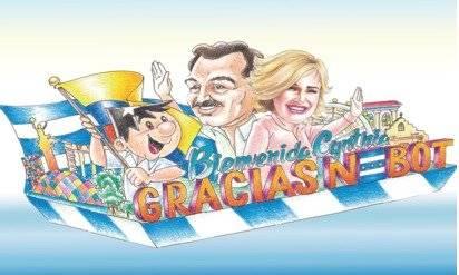 desfile náutico guayaquil