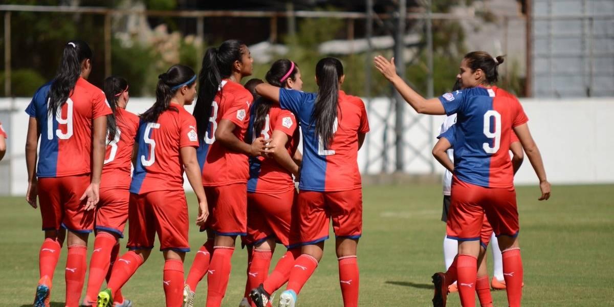 Medellín y América dominan en el arranque de la Liga Femenina