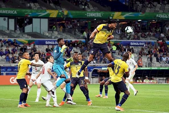 Ecuador vs Japón (Copa América) Getty Images