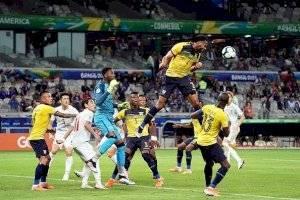 Ecuador vs Japón (Copa América)