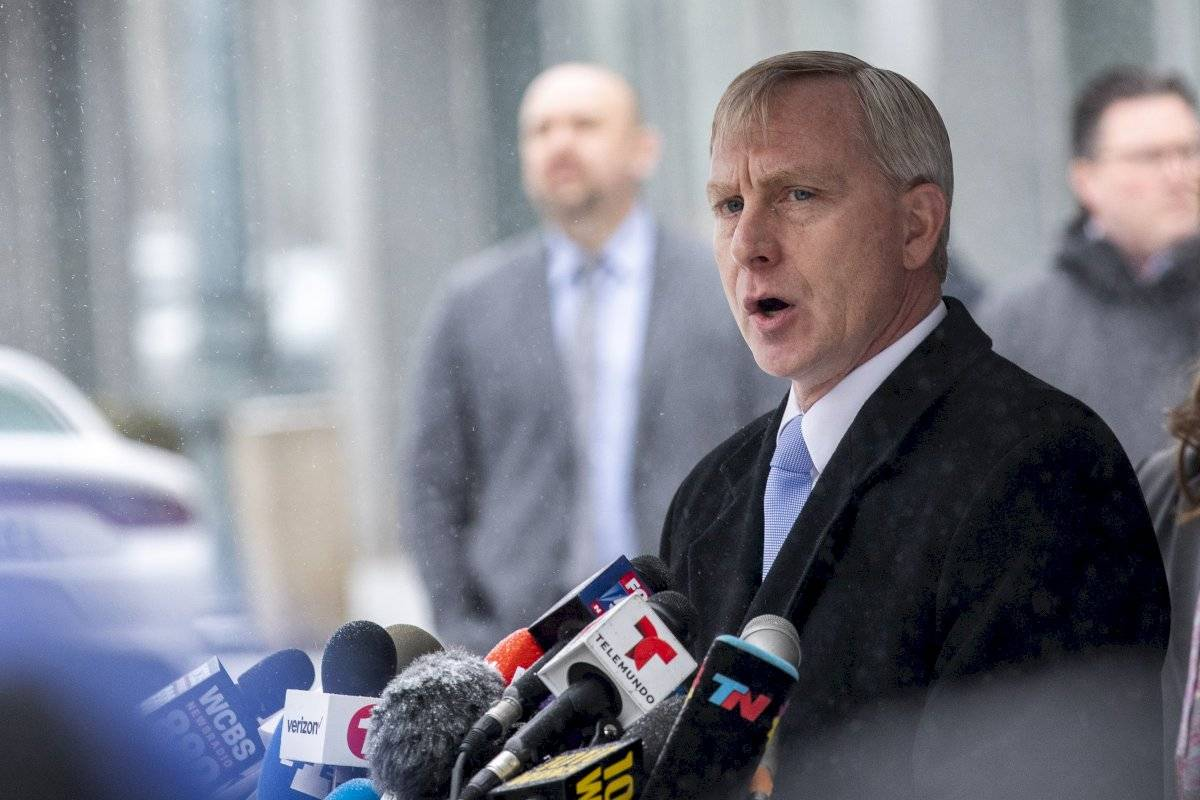 El Fiscal Federal para el Distrito Este de Nueva York, Richard Donoghue, habla sobre el veredicto al Chapo