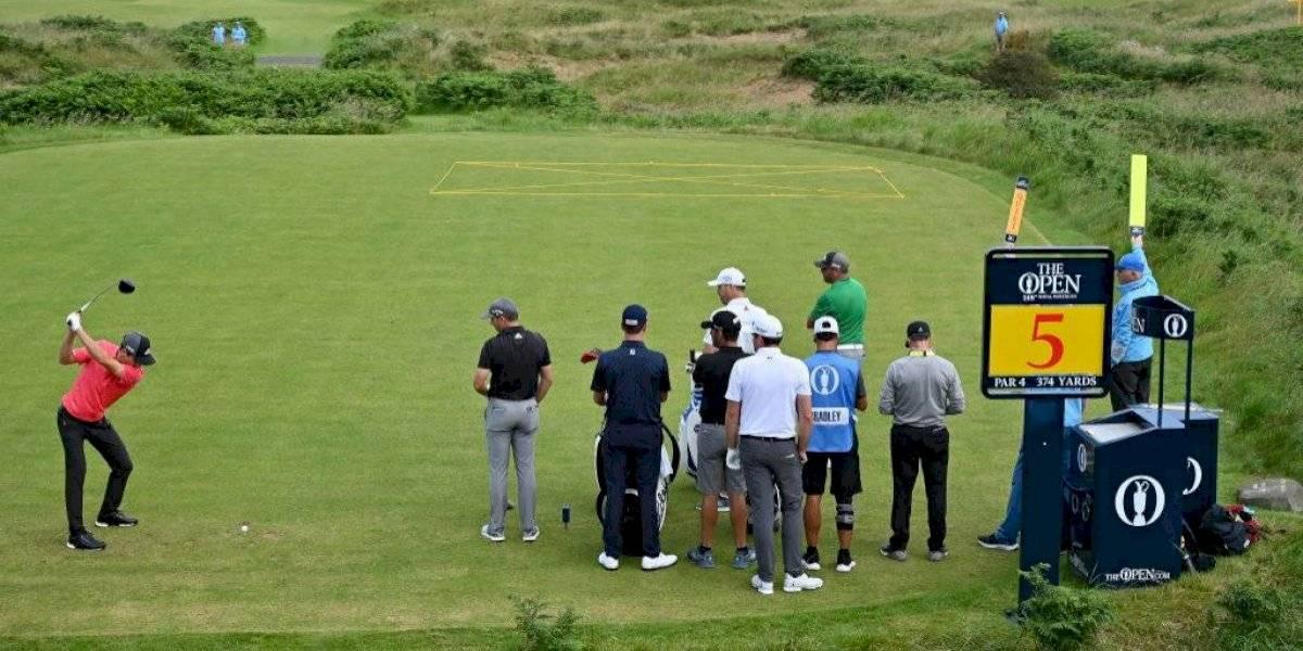 ¿Cuándo juega, dónde y cómo ver a Joaquín Niemann en su primer The Open de golf?