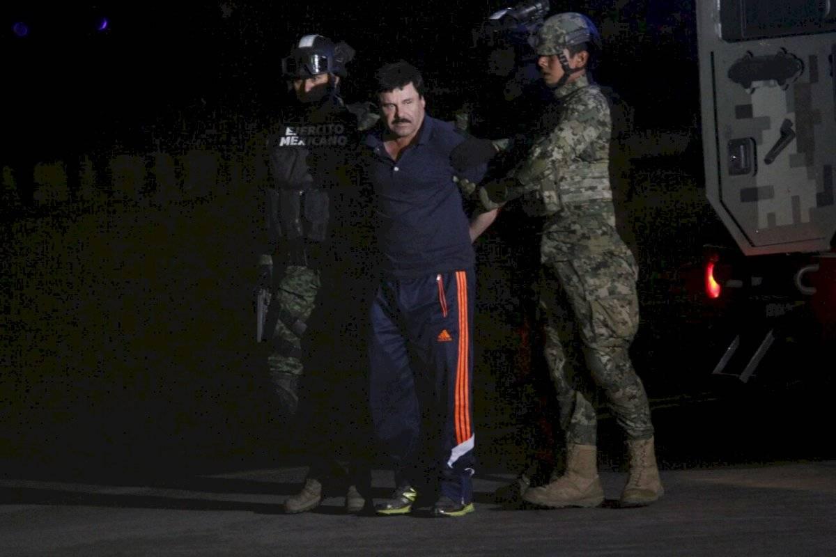 Tercera captura del Chapo Guzmán