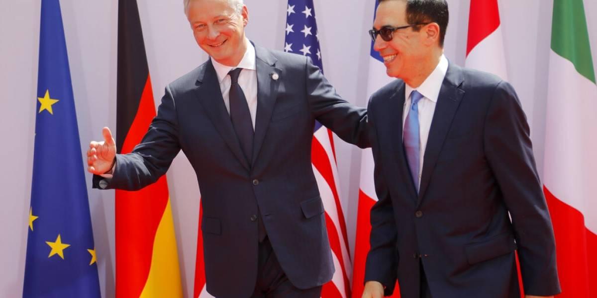 """""""Estamos muy decepcionados"""": EEUU amenaza a Francia por cobrarle impuestos a las gigante tecnológicas"""