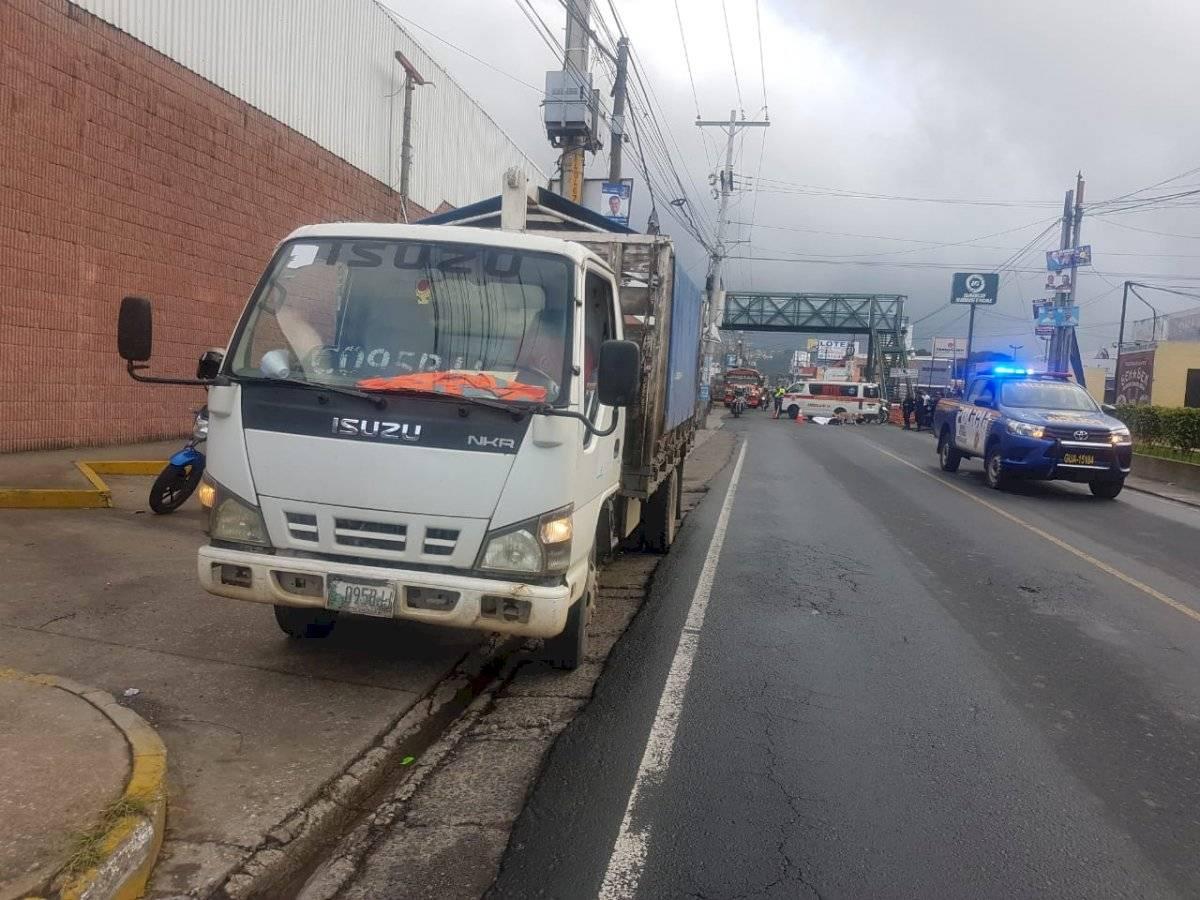 motorista muere en Boca del Monte