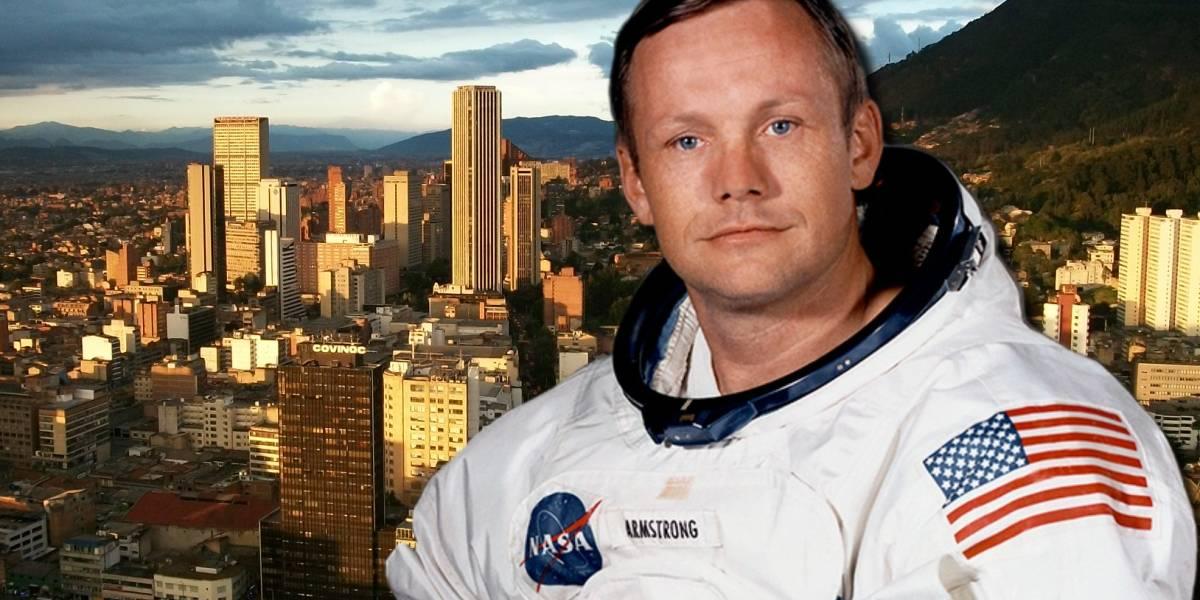 Antes del Apolo 11, Neil Armstrong visitó Colombia y entrenó en la selva del Darién