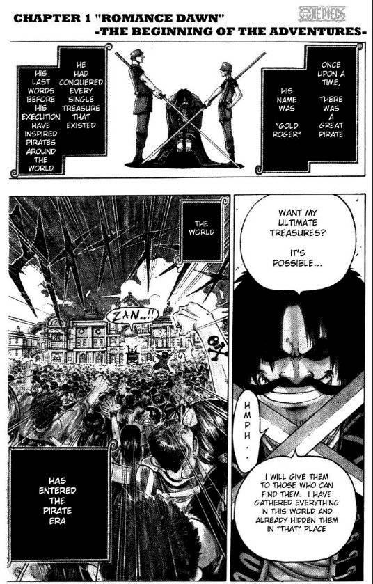 Shonen Dragon Ball One Piece