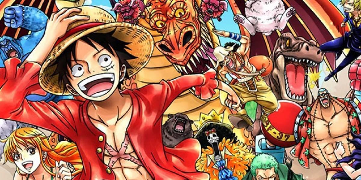 Cómo escribir un shonen al estilo de Dragon Ball y One Piece