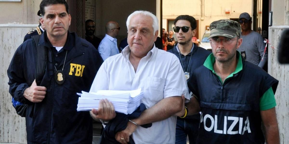 Detienen a 19 personas vinculadas a la mafia siciliana en EE. UU. e Italia