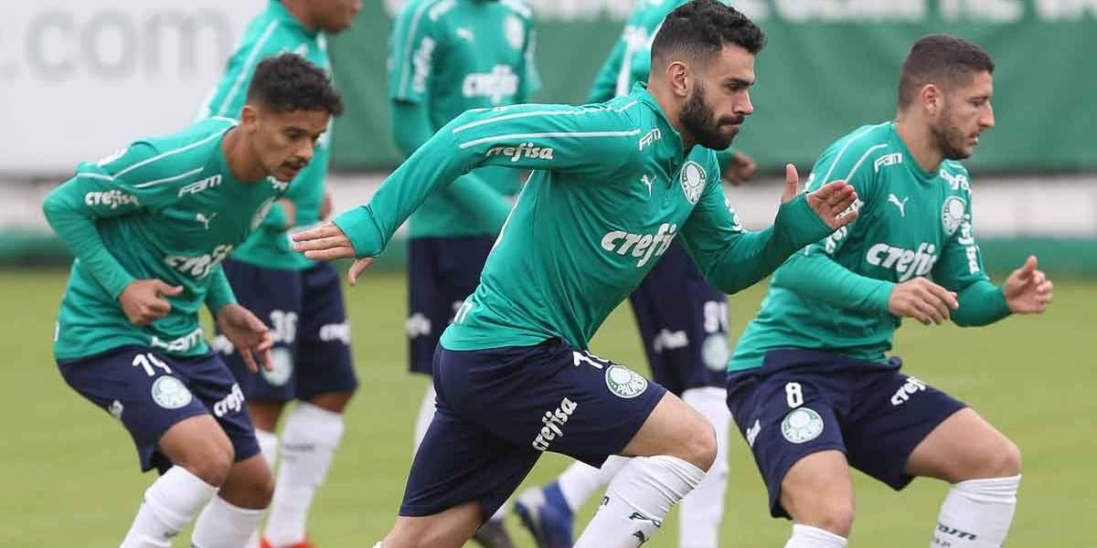 Palmeiras joga nesta quarta-feira por empate com o Inter
